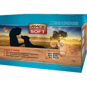 SOFT MACs Dog GRAIN FREE 230g