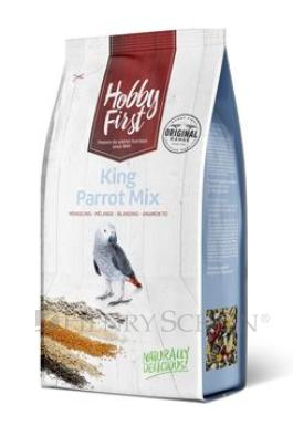 Hobby First King parrot mix 0,8 kg